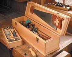 Free Woodworking Plans Tool Cabinets by Wood Box Wood Toolbox Handmade Wooden Box By Ourgreenhomeshop