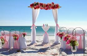 beach wedding decoration ideas wedding corners