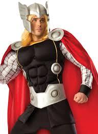 Thor Halloween Costumes Grand Heritage Super Deluxe Thor Costume Costume Craze
