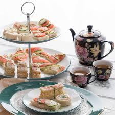 tea for tuesdays deviled egg salad finger sandwiches pinch me