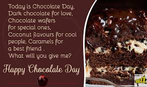 day chocolate best chocolate day wishes sms images in 2018 day special