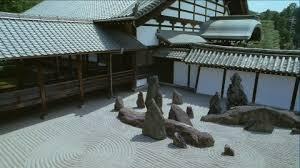 giardini rocciosi in ombra tofuku ji tempio giardino roccioso kyoto giappone rm