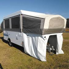 camper bed end garage for jayco outback model aeaps4wd