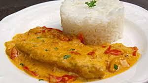 recettes de cuisine marmiton poisson filet de poisson au curry recette par la p tite cuisine de pauline