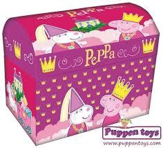 joyero musical peppa pig diakakis juguetes puppen toys