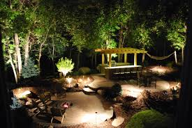 Landscaping Light Kits by Exterior Outdoor Landscape Lighting Ideas Designs Diy Outdoor
