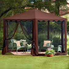 Patio Gazebos On Sale by Walmart Patio Gazebo Home Design Ideas And Pictures