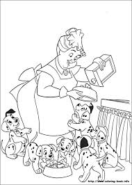 top 81 101 dalmations coloring pages free coloring page