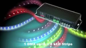 how to led strips dmx ledstripstudio