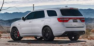 dodge durango 2018 dodge durango srt revealed photos 1 of 8