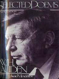 auden w h selected poems vintage 1979 modernism t s eliot