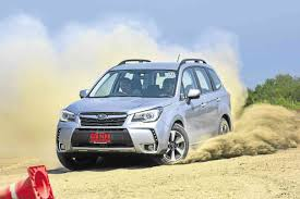 2016 subaru forester lifted subaru forester is better than ever motioncars motioncars