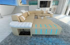 xxl sectional sofa boston led u shaped