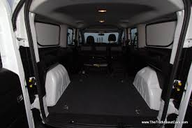 Dodge Ram Cargo Van - review 2015 ram promaster city the truth about cars