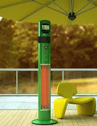 Zeus Patio Heater by Chillchaser Patio Heaters Chase The Chill Away Home Design Find