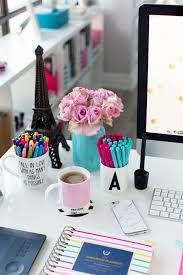 desk desk decorations stunning pink desk accessories 25 best