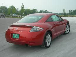 2008 mitsubishi eclipse information and photos zombiedrive