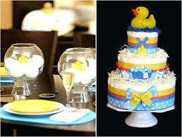rubber duck baby shower ideas lovely rubber ducky baby shower decoration yellow ducks rubber ducky