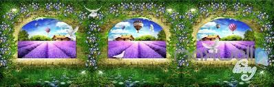 3d lavender farm arches vine entire living room bedroom wallpaper 3d lavender farm arches vine entire living room bedroom wallpaper wall mural art idcqw 000266