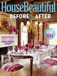 house beautiful magazine house beautiful magazine february 2017 edition texture