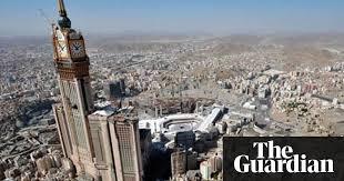 abraj al bait mecca s mega architecture casts shadow over hajj art and design