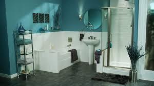 brown bathroom colors