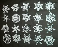 snowflake bentley diy how to make 6 pointed paper snowflakes 11 steps with pictures
