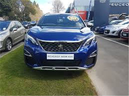 peugeot sedan 2017 peugeot 3008 2 0 gt 180hp 2017 used peugeot new zealand