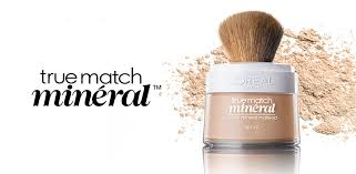 true match minéral gentle powder foundation makeup l oréal paris
