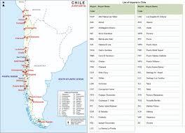 Map Chile Santiago Maps