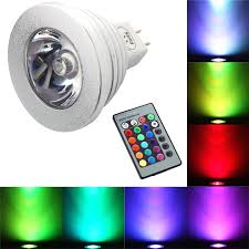 led light bulbs that change color with best 3w rgb bulb changing