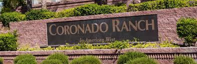 coronado ranch homes for sale las vegas