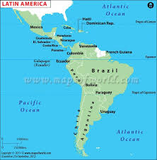 south america map equator map of south america including mexico major tourist attractions maps