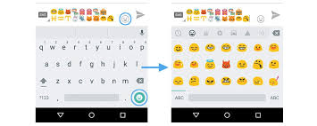 how to add emojis to android how to find and use emoji on your android or iphone whistleout