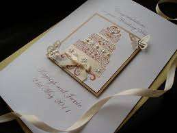 luxury handmade wedding card cake handmade cards pink posh