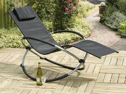 Anti Gravity Rocking Chair by Suntime Outdoor Living Orbit Relaxer Rocking Chair U0026 Reviews Wayfair