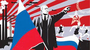 Soviet Russian Flag Putin Russia U0027s Great Propagandist