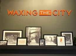 waxing the city brings a modern metropolitan feel to downtown
