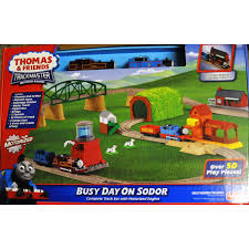 busy day on sodor v0298 trackmaster thomas and friends fisher