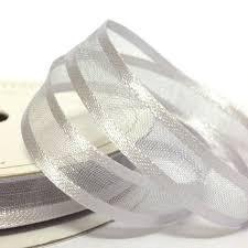 sheer organza ribbon 50 yards sheer white organza ribbon 34 wide sheer organza ribbons