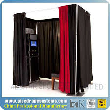 portable photo booth portable used photo booth for sale pipe and drape system buy