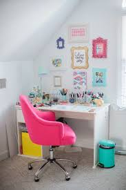 Colorful Desk Chairs Best 25 Pink Desk Chair Ideas On Pinterest Office Desk Chairs