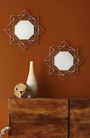warm and inviting in any lighting rich and earthy terra cotta is
