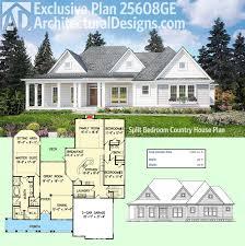 farm house house plans inspiring one story farmhouse house plans pictures exterior