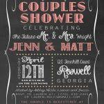 couples shower couples shower invites isura ink