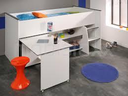 lit surélevé avec bureau commander un lit surélevé avec bureau meubles pour votre