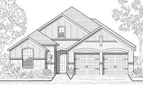 New Houses For Sale Houston Tx Plan 550 By Highland Homes Long Meadow Farms