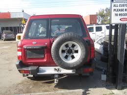 nissan mini 2000 nissan patrol y61 gu wagon tb45 petrol 2000 wrecking