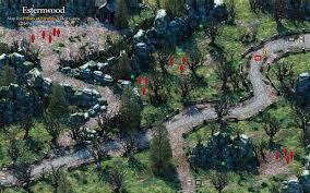 Poe Maps Esternwood Pillars Of Eternity Walkthrough With Maps U0026 Game Guide