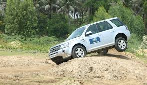 freelander land rover 2017 land rover off road experience in the freelander